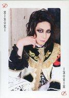 D/HIROKI/CD「MASTER KEY」(VBZJ-8/VBZJ-9/VBCJ-30004)特典トレーディングカード