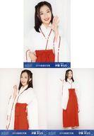 ◇伊藤きらら/2019年 AKB48 Team 8 福袋 ランダム生写真 3種コンプリートセット