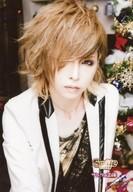 Smileberry/由奈/上半身・衣装白黒・両手下/CD「サンタの正体」特典アーティスト生写真