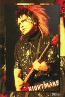 【VII】-022 : ナイトメア/柩/「NIGHTMARE FC LIVE 2011」会場限定販売 Official Tradingcards