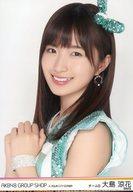 大島涼花/バストアップ/AKB48 グループショップ in AQUA CITY ODAIBA第一弾限定生写真