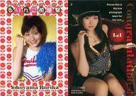 D : 横山ルリカ/生写真カード(1108/1400)/横山ルリカオフィシャルカードコレクション「るりんこ姫襲撃」