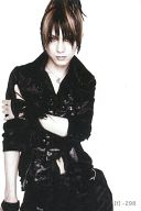 【f】-298 : 咲人/「Nightmare TOUR 2007 the WORLD RULER」会場限定販売 Official Tradingcards