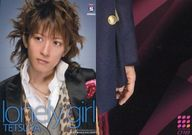 018 : TETSUYA/CD「lonely girl」(KSCL-1692)(通常盤)特典撮り下ろし TETSUYA トレーディングカード
