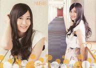 N102 : 上西恵/ノーマルカード(ロケーションカード 屋内)/NMB48 トレーディングコレクション2