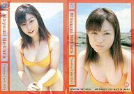 49 : 上原まゆみ/レギュラーカード/上原まゆみ トレーディングカード2001