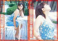 54 : 上原まゆみ/レギュラーカード/上原まゆみ トレーディングカード2001