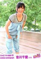 LinQ/吉川千愛/(1/5)/LinQ 3rd single CD Limited photograph