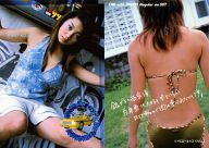 no.007 : 小池栄子/レギュラーカード/KSS TRADING CARDS MuColle YELLOW CAB OFFICIAL COLLECTION CAB with SANDS