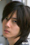 SS501/キム・ヒョンジュン(リーダー)/顔アップ・衣装黒・ポストカードサイズ/公式生写真