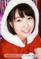 朝長美桜/バストアップ/2015年12月度 net Shop限定 個別生写真 December 2015