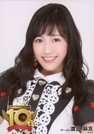 渡辺麻友/AKB48 10周年記念ランダム生写真 10th Anniversary