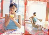 56 : 上原まゆみ/レギュラーカード/上原まゆみ トレーディングカード 2001