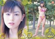 77 : 上原まゆみ/レギュラーカード/上原まゆみ トレーディングカード 2001