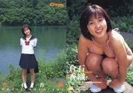 k.k 023 : 倉石香織/レギュラーカード/Lucky Crepu girls best selection