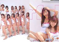 055 : Wonderful girls(ワンギャル)/レギュラーカード/ワンギャル VIVA! Wonderful girls