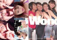 078 : Wonderful girls(ワンギャル)/レギュラーカード/ワンギャル VIVA! Wonderful girls