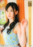 R005 : 上西恵/レアカード(クリア仕様)/NMB48 トレーディングコレクション