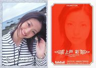 上戸彩/PROMOTION/VISUAL PHOTOCARD COLLECTION 上戸彩