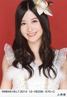 上西恵/NMB48×B.L.T.2014 12-RED08/570-C