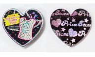 P-T43★ [Prism Stone] : プリズムストーンフリル付きTシャツ