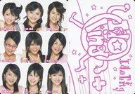 アイドリング!!!/集合(9人)/CD「Snow Celebration/モテ期のうた」(PCCA-02607)特典トレカ