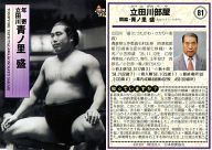 81 [レギュラー] : 立田川 青ノ...
