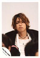 Hey!Say!JUMP/高木雄也/バストアップ・衣装黒白・目線左・背景白/公式生写真