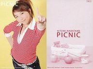 NO.3 : 先天目仁美/CD「ピクニック」特典トレカ