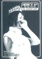 NO.L08 : 鈴木亜美/ライブカードA(クリアカード仕様)/鈴木あみ (鈴木亜美) トレーディングコレクション パート2