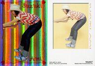 NO.H17 : 鈴木亜美/ベストショットカード(レインボーホイル仕様)/鈴木あみ (鈴木亜美) トレーディングコレクション パート2