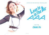 AAA/伊藤千晃/CD「Love Is In The Air」特典