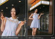 R019N : 兒玉遥/ノーマルカード(キラ)/HKT48 トレーディングコレクション
