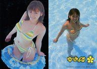 3 : 江川有未/3/SPECIAL CARD(ホイル仕様)/江川有未 OFFICIAL DREAM CARDS ゆーみっくす