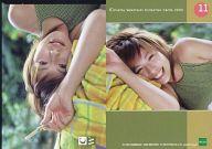 No.11 : 若槻千夏/レギュラーカード/若槻千夏 コレクションカード 2002
