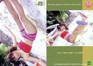 No.32 : 若槻千夏/レギュラーカード/若槻千夏 コレクションカード 2002