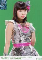 A : 小笠原茉由/8th Single「カモネギックス」イベント記念生写真