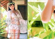 SP06 : 杉原杏璃/金箔プリントサイン/プラチナボックス「杉原杏璃~天使と悪魔~」トレーディングカード
