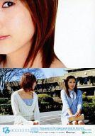 No.002 : 石川梨華・藤本美貴/17才 -旅立ちのふたり- トレーディングカード
