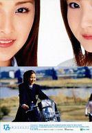 No.005 : 石川梨華/17才 -旅立ちのふたり- トレーディングカード