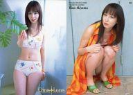 08 : 秋山莉奈/レギュラーカード/秋山莉奈 Rina Luna