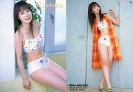 09 : 秋山莉奈/レギュラーカード/秋山莉奈 Rina Luna