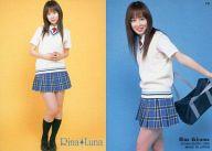 10 : 秋山莉奈/レギュラーカード/秋山莉奈 Rina Luna
