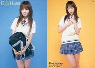 11 : 秋山莉奈/レギュラーカード/秋山莉奈 Rina Luna