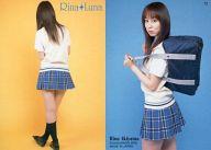 12 : 秋山莉奈/レギュラーカード/秋山莉奈 Rina Luna