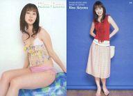 44 : 秋山莉奈/レギュラーカード/秋山莉奈 Rina Luna