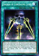 BP02-EN147 [N] : SWORDS OF CONCEALING LIGHT/闇の護封剣