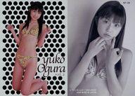 SP-B1 [ミラーカード] : 小倉優子/ミラーカード/アバンギャルド オフィシャルカードコレクション Vol.2