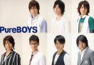 Pure Boys/集合(7人)/横型・バストアップ・背景白/公式生写真