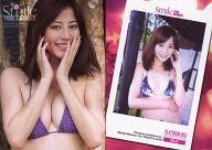 RG43 : 杉本有美/レギュラー/杉本有美プラチナボックストレーディングカード「smile」
